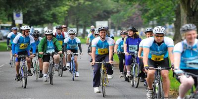How to Make Your First Bike MS 150 Ride Awesome | Bicycling