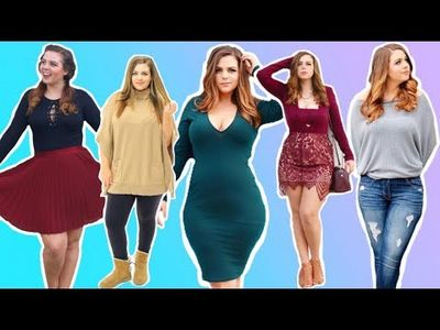 CURVY Girl Style Guide! Best Outfits to ...